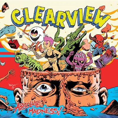 Clearview - Absolute Madness (2017) 320 kbps