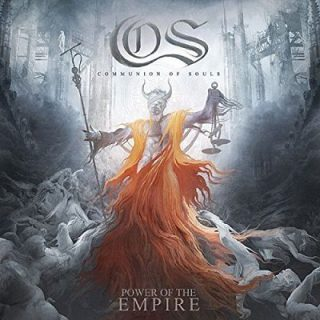 Communion of Souls - Power of the Empire (2017) 320 kbps