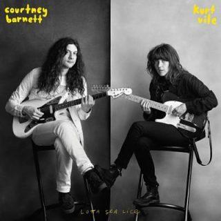 Courtney Barnett & Kurt Vile - Lotta Sea Lice (2017) 320 kbps