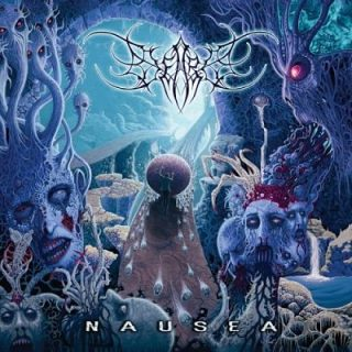 Deliria - Nausea (2017) 320 kbps