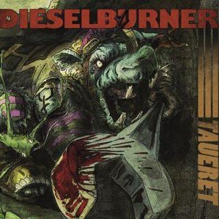 DieselBurner - Taueret (2017) 320 kbps