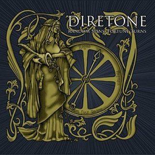 Diretone - Random Spins, Fortune Turns (2017) 320 kbps