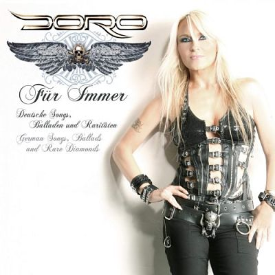 Doro - Für Immer [Compilation] (2017) 320 kbps
