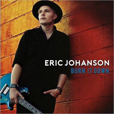 Eric Johanson - Burn It Down (2017) 320 kbps