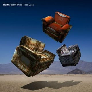 Gentle Giant - Three Piece Suite (Steven Wilson Mix) (2017) 320 kbps