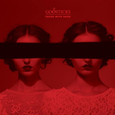 Godsticks - Faced with Rage (2017) 320 kbps
