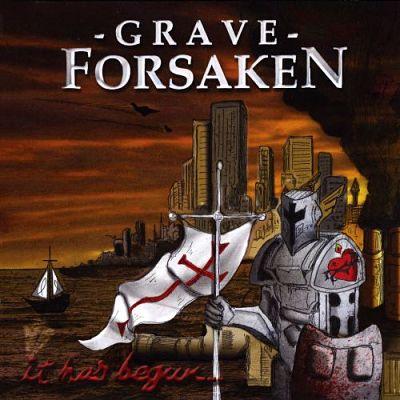 Grave Forsaken - It Has Begun (2017) 320 kbps