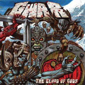 Gwar - The Blood Of Gods (2017) 320 kbps