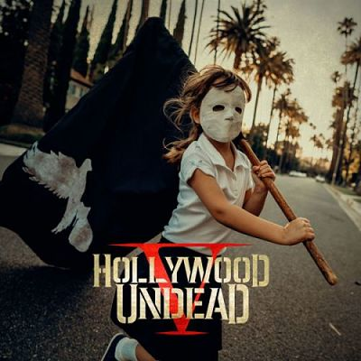 Hollywood Undead - Five (2017) 320 kbps