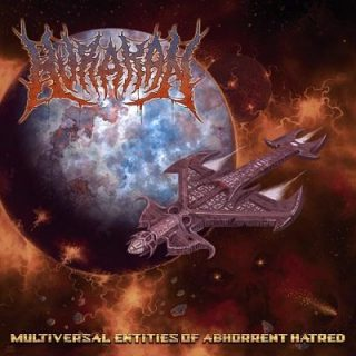 Hurakan - Multiversal Entities Of Abhorrent Hatred (2017) 320 kbps