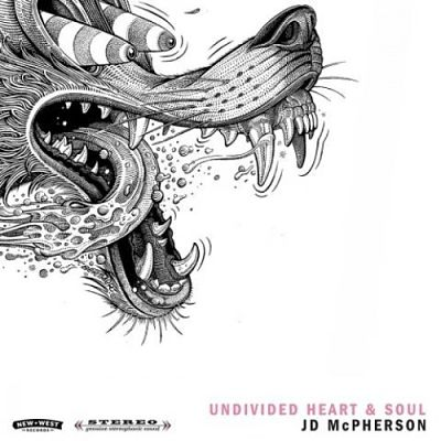 JD McPherson - Undivided Heart and Soul (2017) 320 kbps