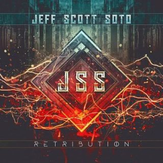 Jeff Scott Soto - Retribution [Japanese Edition] (2017) 320 kbps