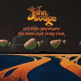 John Lodge - Live from Birmingham: The 10,000 Light Years Tour (2017) 320 kbps
