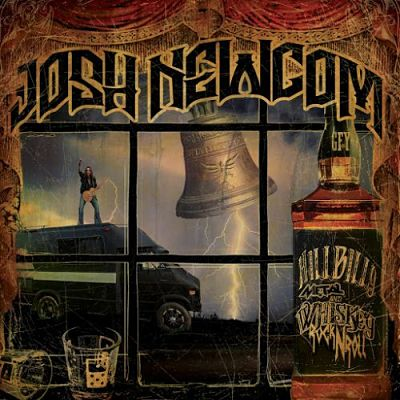 Josh Newcom - Hillbilly Metal & Whiskey Rock n Roll (2017) 320 kbps