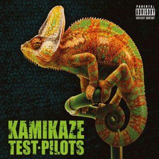 Kamikaze Test Pilots - Stealing Chameleons (2017) 320 kbps