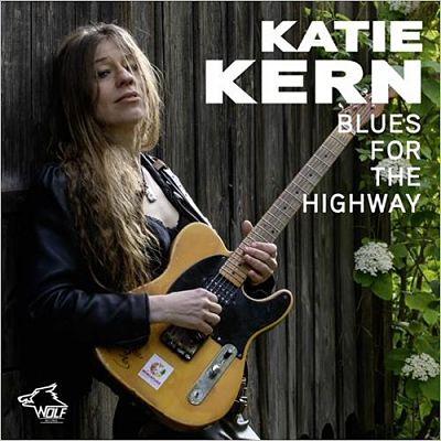Katie Kern - Blues For The Highway (2017) 320 kbps