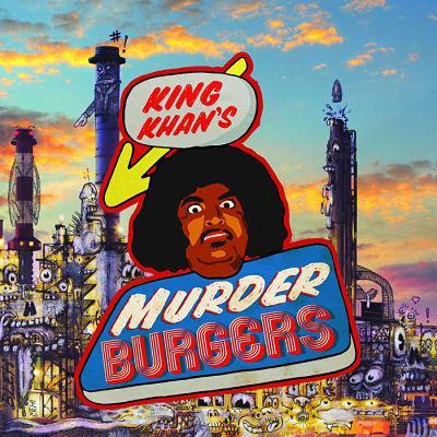 King Khan - Murderburgers (2017) 320 kbps