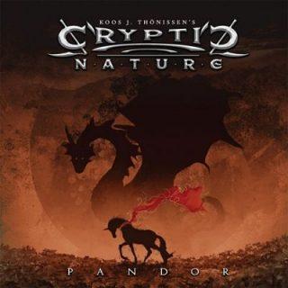 Koos J. Thönissen's Cryptic Nature - Pandor (2017) 320 kbps