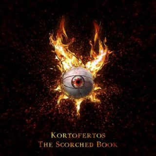 Kortofertos - The Scorched Book (2017) 320 kbps