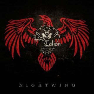 Lex Talion - Nightwing [EP] (2017) 320 kbps