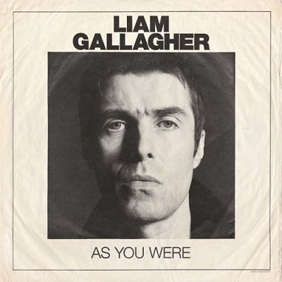 Liam Gallagher - As You Were [Deluxe Edition] (2017) 320 kbps