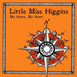 Little Miss Higgins - My Home, My Heart (2017) 320 kbps