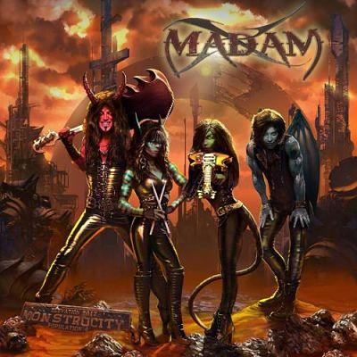 Madam X - Monstrocity (2017) 320 kbps