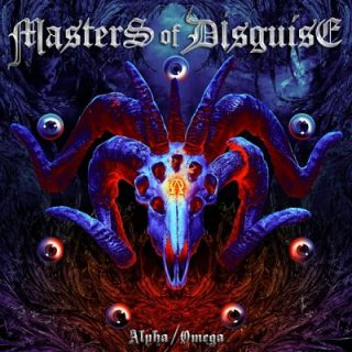 Masters Of Disguise - Alpha - Omega (2017) 320 kbps