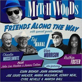 Mitch Woods - Friends Along The Way (2017) 320 kbps