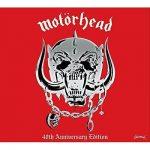 Motörhead - Motörhead (1977) [40th Anniversary Edition 2017] 320 kbps