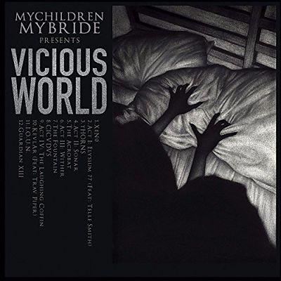 Mychildren Mybride - Visions World (2017) 320 kbps