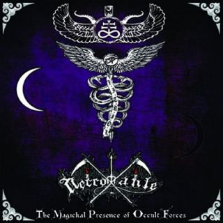 Necromante - The Magickal Presence of Occult Forces (2017) 320 kbps