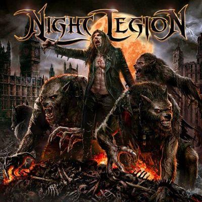 Night Legion - Night Legion (2017) 320 kbps
