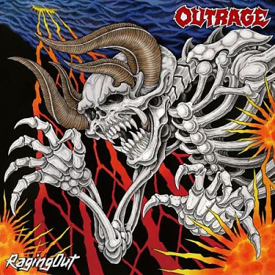 Outrage - Raging Out (2017) 320 kbps