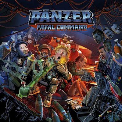 Pänzer - Fatal Command (2017) 320 kbps