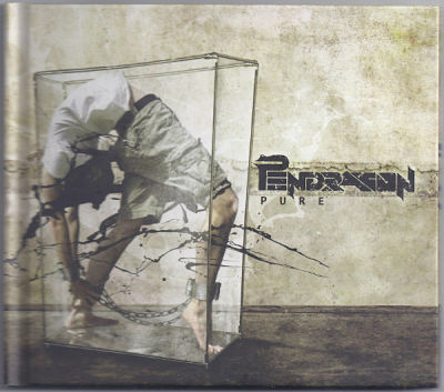 Pendragon - Pure (2008) 320 kbps + Scans