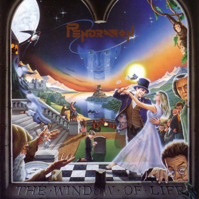 Pendragon - The Window Of Life (1993) [Special Edition 2006] 320 kbps + Scans