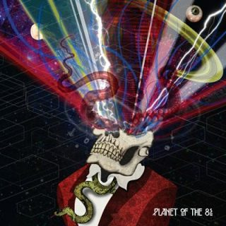Planet Of The 8s - Planet Of The 8s (2017) 320 kbps