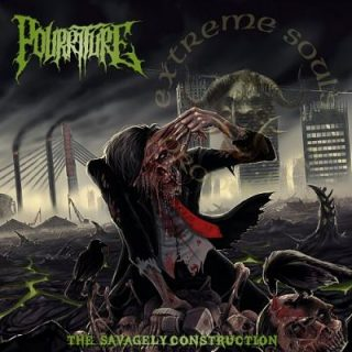 Pourriture - Forced And Destruction (2017) 320 kbps