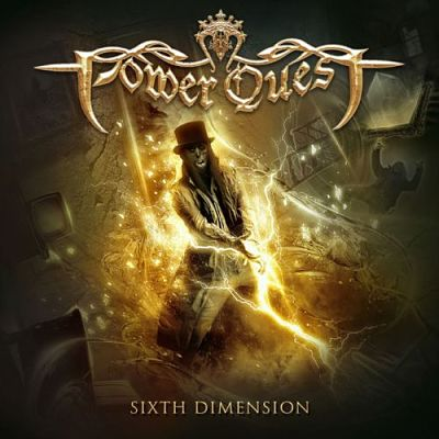 Power Quest - Sixth Dimension (2017) 320 kbps