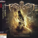 Power Quest - Sixth Dimension [Japanese Edition] (2017) 320 kbps + Scans