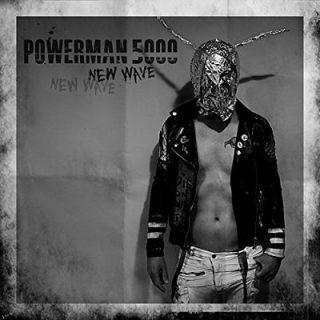 Powerman 5000 - New Wave (2017) 320 kbps