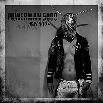 Powerman 5000 - New Wave (2017) 320 kbps