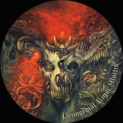 Primordial Rigor Mortis - Primordial Rigor Mortis [EP] (2017) 320 kbps