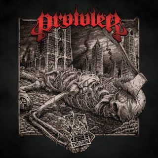 Prowler - The Curse (2017) 320 kbps