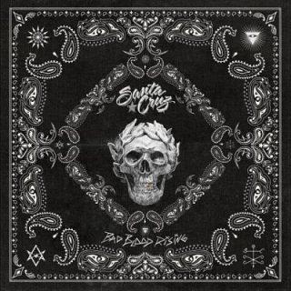 Santa Cruz - Bad Blood Rising (2017) 320 kbps