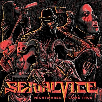 Serial Vice - Nightmares Come True (2017) 320 kbps