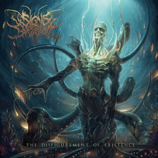 Signs Of The Swarm - The Disfigurement Of Existence (2017) 320 kbps
