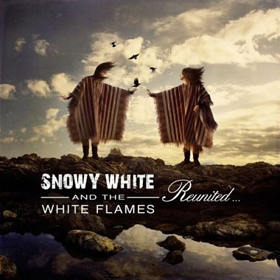 Snowy White And The White Flames - Reunited (2017) 320 kbps