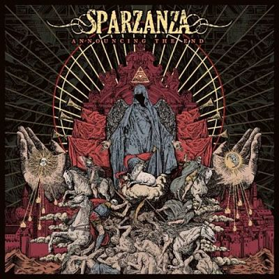 Sparzanza - Announcing the End (2017) 320 kbps